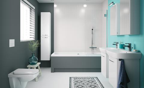 5 budgettips voor een goedkope badkamer