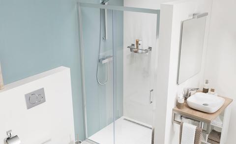 Inspiratie voor je kleine badkamer