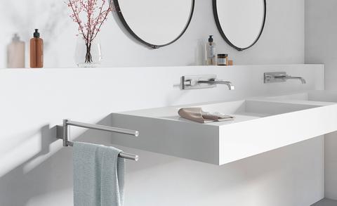 De mooiste moderne accessoires voor de badkamer