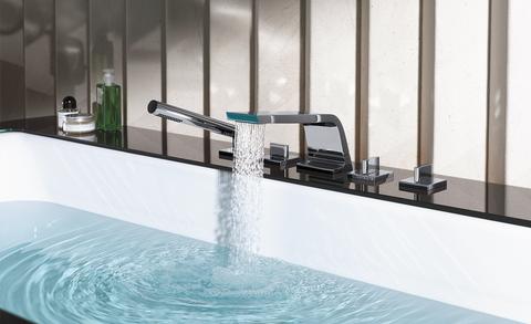 Luxe baden