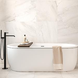 Vrijstaande baden