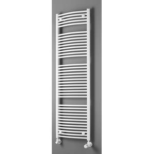 Ben Samos handdoekradiator 122x50cm 645W Wit