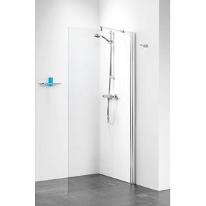 Get Wet by Sealskin W105 Inloopdouche 75x195cm Chroom/Helder glas