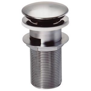 Afvoerplug 1 1/4 inch Met Clicker Afsluitbaar