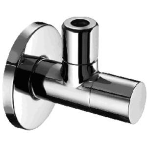 Schell Stile Design hoekregelkraan 1/2 inch x10 mm Chroom