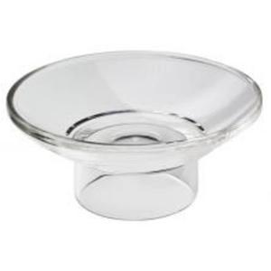 Emco onderdeel glasdeel, acryl, zeepschaal