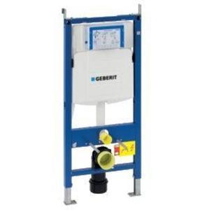 Geberit Duofix inbouw reservoir up320 frontbediening