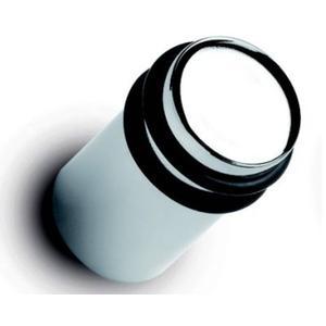 Vasco  handdoekknop met o-ring Chroom