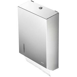 Geesa handdoek dispenser RVS Geborsteld