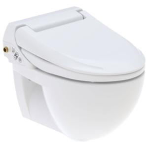 Geberit AquaClean 4000 set zitting met wand-wc