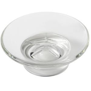 Geesa inzet voor zeephouder glas helder