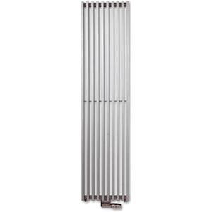 Vasco Zana Verticaal ZV-2 designradiator as=0066 180x46cm 2068W Signaal Zwart