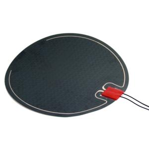 Magnum Look spiegelverwarming element 35 cm. rond 50 watt