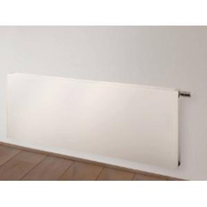 Vasco Flatline radiator 40x80cm 1329W Wit