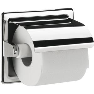 Emco Papierhouder Met Deksel (Inbouw)