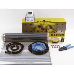 Magnum X-Treme Control foil verwarmingsset 15m2 1800w 0,6x25 m.
