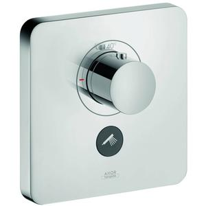Hansgrohe Axor Showerselect afdekset thermostaat m/stopkr.1 functie+extra uitg Chroom