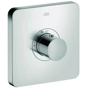 Hansgrohe Axor Citterio E afdekset highflow thermostaat Chroom