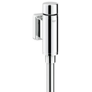 Grohe Rondo urinoir drukspoel.1/2 inchvandaalr.m/spoelp./verbinder Chroom