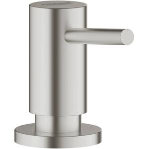 Grohe Cosmo zeepdispenser 400 ml. Supersteel