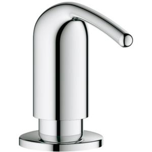 Grohe Zedra zeepdispenser 400 ml. Chroom