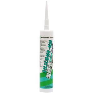 Zwaluw Silicone-NM Sanitairkit antraciet