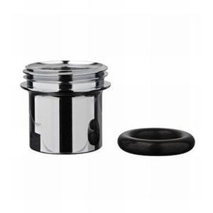 Grohe Rondo valpijpbevestiging voor urinoir drukspoeler 1/2 inch