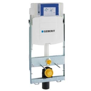 Geberit GIS sigma wc-element voor douche wc aqua clean h114cm,