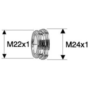 Neoperl verloopring m22