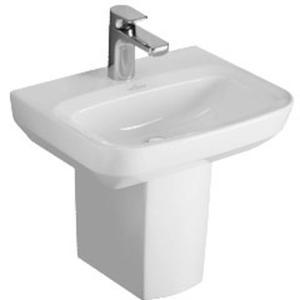 Villeroy & Boch Sentique sifonkap v/fontein met bevestiging Wit