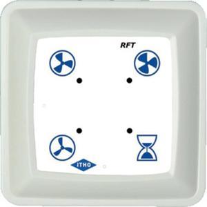 Itho Draadloze Zender Rft-Zender W 536-0124 Wit