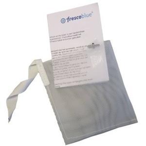 Wisa Frescoblue filter voor toiletblokhouder Wit