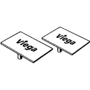 Viega Advantix Vario sierkap set a 2 stuks mat