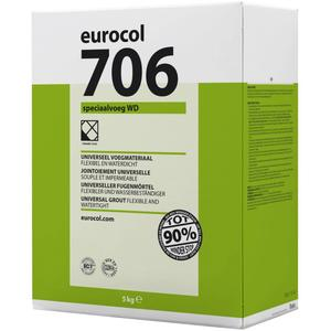 Eurocol Wd Special Voeg Ds.A 5Kg. 706 Bruin