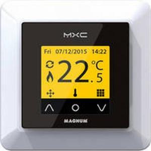 Magnum X-Treme Control digitale klokthermostaat mxc met vloersensor