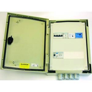 Magnum Outdoor aansluitkast 10 kw  met thermostaat en 2 sensoren