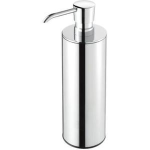 Geesa Nemox zeepdispenser vrijstaand 250 ml. Chroom