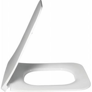 Villeroy & Boch Legato closetzitting slimseat line softclose+quickrelease Wit