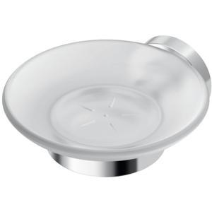 Ideal Standard Iom zeephouder met inzet Chroom-Mat Glas