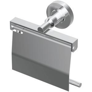 Ideal Standard Iom closetrolhouder met klep Chroom