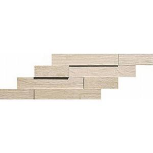 Atlas Tegel Axi 20X44 4St.Amwa Brick 3D Whi.Pine