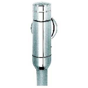 Aqua Closetspoeler 3/4inch  Kunststof Kap Aqrm5522