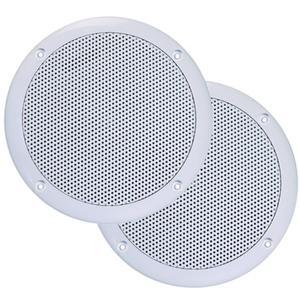 AquaSound Jive Economy speakerset 155x35 inbouw 50w Wit