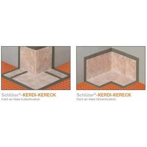 Schluter Kerdi-Kereck Binnenhoek Set2St. Kereckfl2