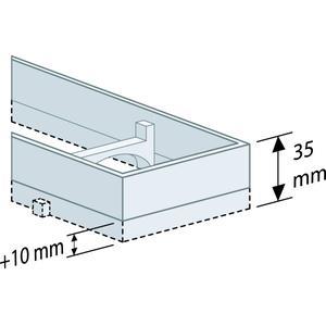 Easydrain Modulo TAF verhogingsframe 80cm voor graniet of marmer