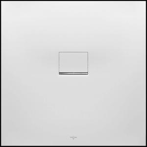 Villeroy & Boch Squaro Infinity douchebak 100 x 100 x 4 cm. Grijs