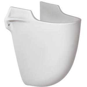 Ideal Standard Eurovit sifonkap voor ronde wastafel Wit