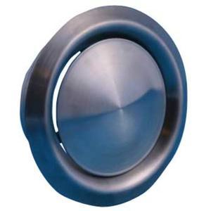 Luxalon Ventilatierooster RVS