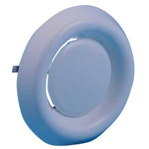 Luxalon Ventilatierooster wit