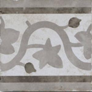 Decortegel Arkadia Novecento 20x20 cm Facia Foglia 0,16 M2